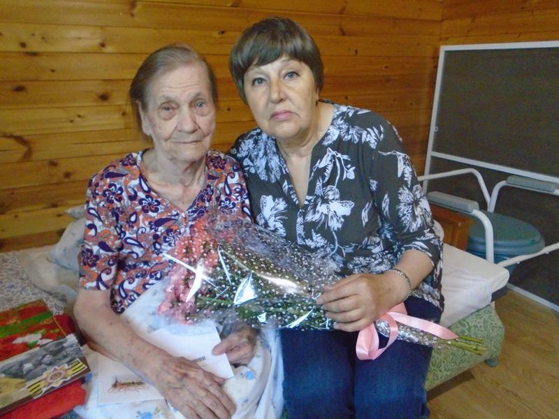 Кировчанка пережила репрессии и войну и отметила 100-летний юбилей