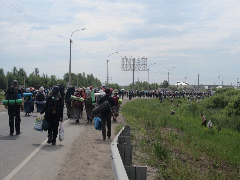 Из-за Великорецкого крестного хода в Кирове перекроют движение