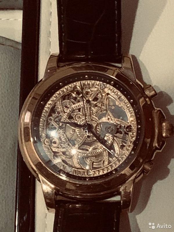 В Кирове продают часы по цене квартиры