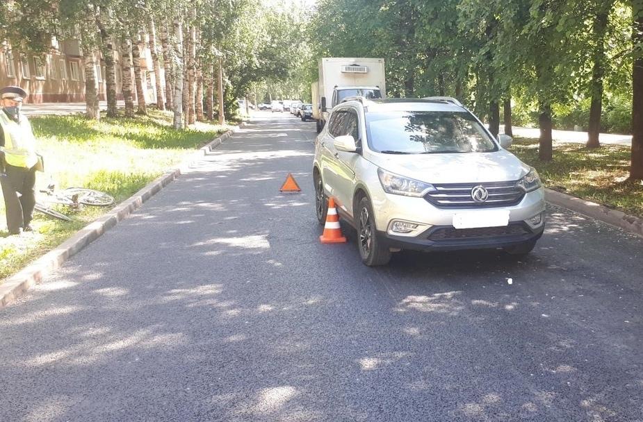 В Кировской области произошло три аварии с двухколесным транспортом
