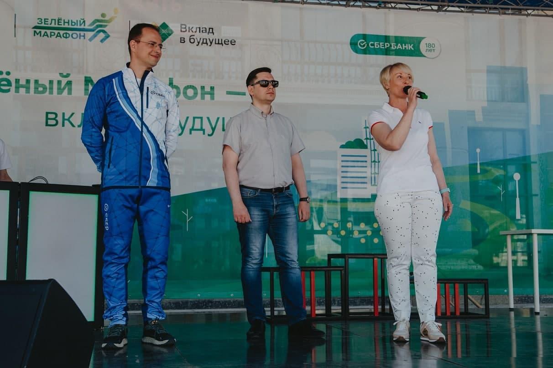Кировчане вышли на забеги за экологию