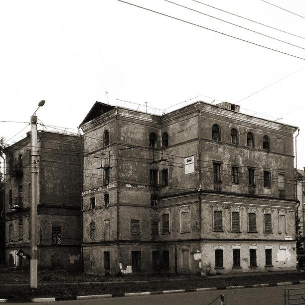 Кировская мэрия хочет продать пустующий дом потомка Иоганна Гёте