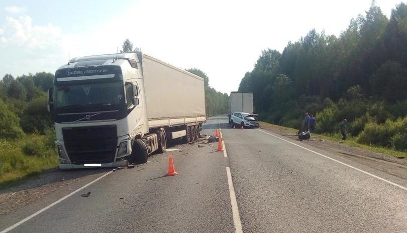Две женщины устроили серьезные аварии в районах Кировской области