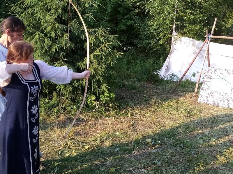 В Кировской области отметили праздник Ивана Купала