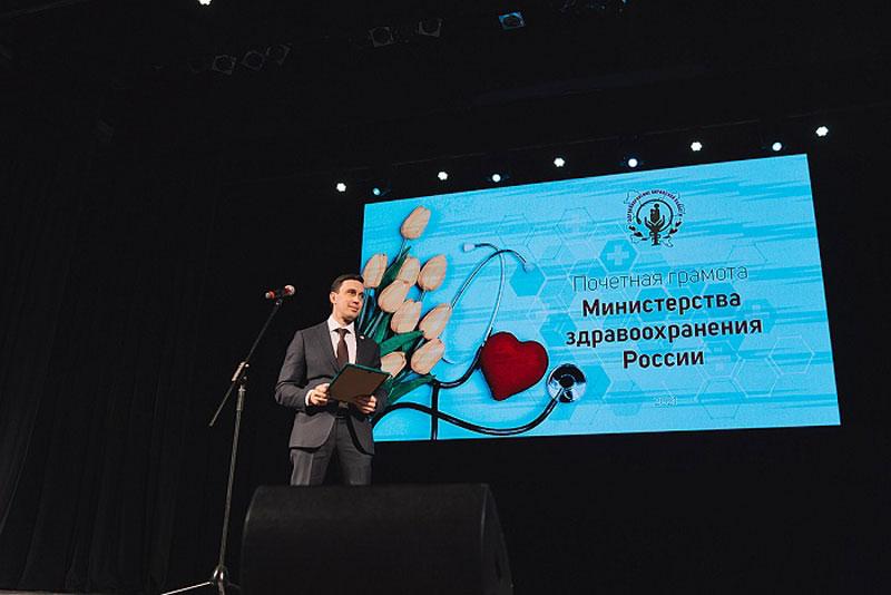 Педиатр из Верхнекамского района стал лучшим врачом области по мнению кировчан