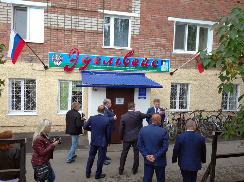 Игорь Васильев посетил Вятские Поляны