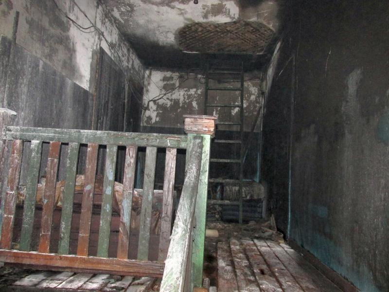 В Котельниче эвакуировали жителей дома из-за пожара