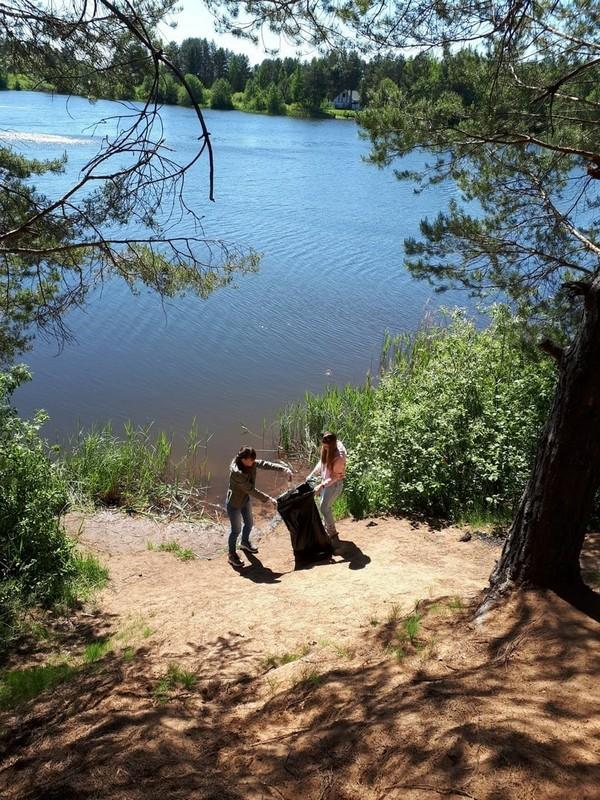 Приёмная губернатора на сайте «КП»: свалка на берегу реки ликвидирована, борщевик скошен