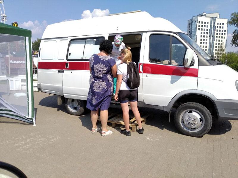 Кировчанин сделал прививку от коронавируса и получил сертификат в цирк