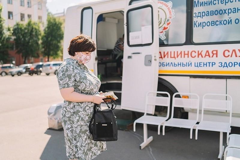 Жительница Кирова рассказала о том, почему надо вакцинироваться