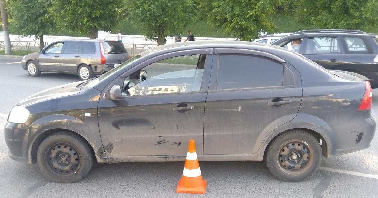В Вятскополянском районе водитель сбил пенсионера на пустой трассе