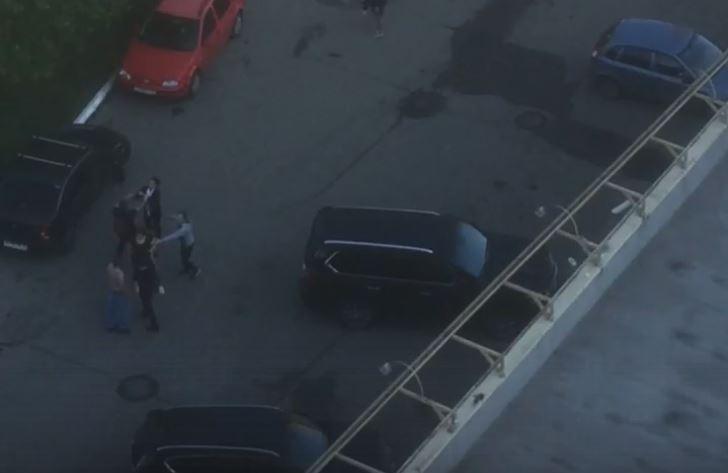 В Кирове произошла массовая разборка