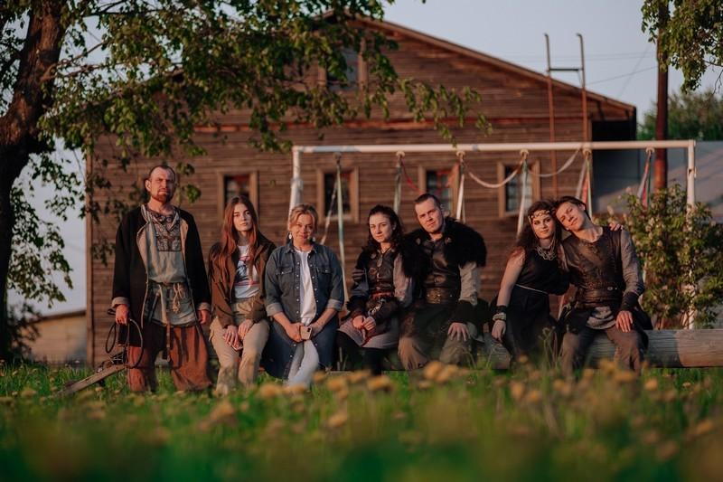 В Кировской области идут съёмки фильма-сказки «Тайна озера»