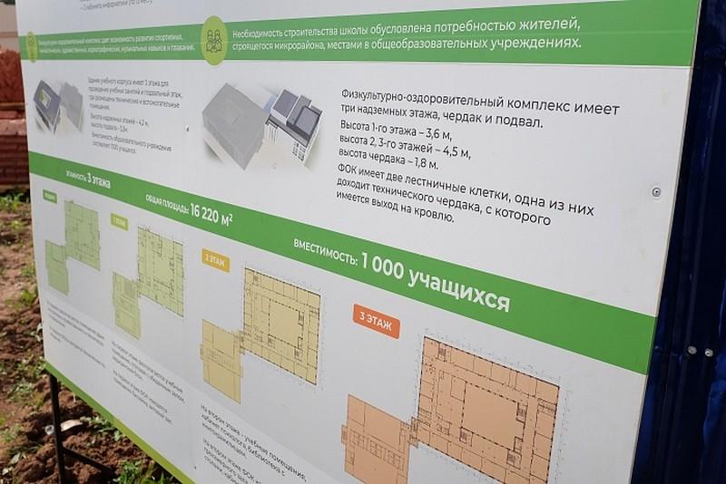 В Кирове будут построены еще 3 новые школы