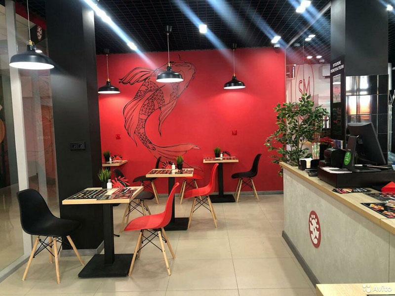 В Кирове продают ресторан «Суши мастер»
