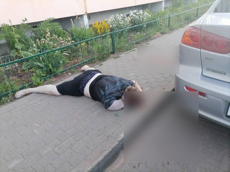 В Кирове насмерть разбился мужчина, выпавший из окна