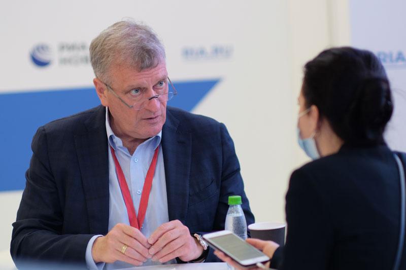 Игорь Васильев – об итогах ПМЭФ, восстановлении экономики и новых инвестпроектах