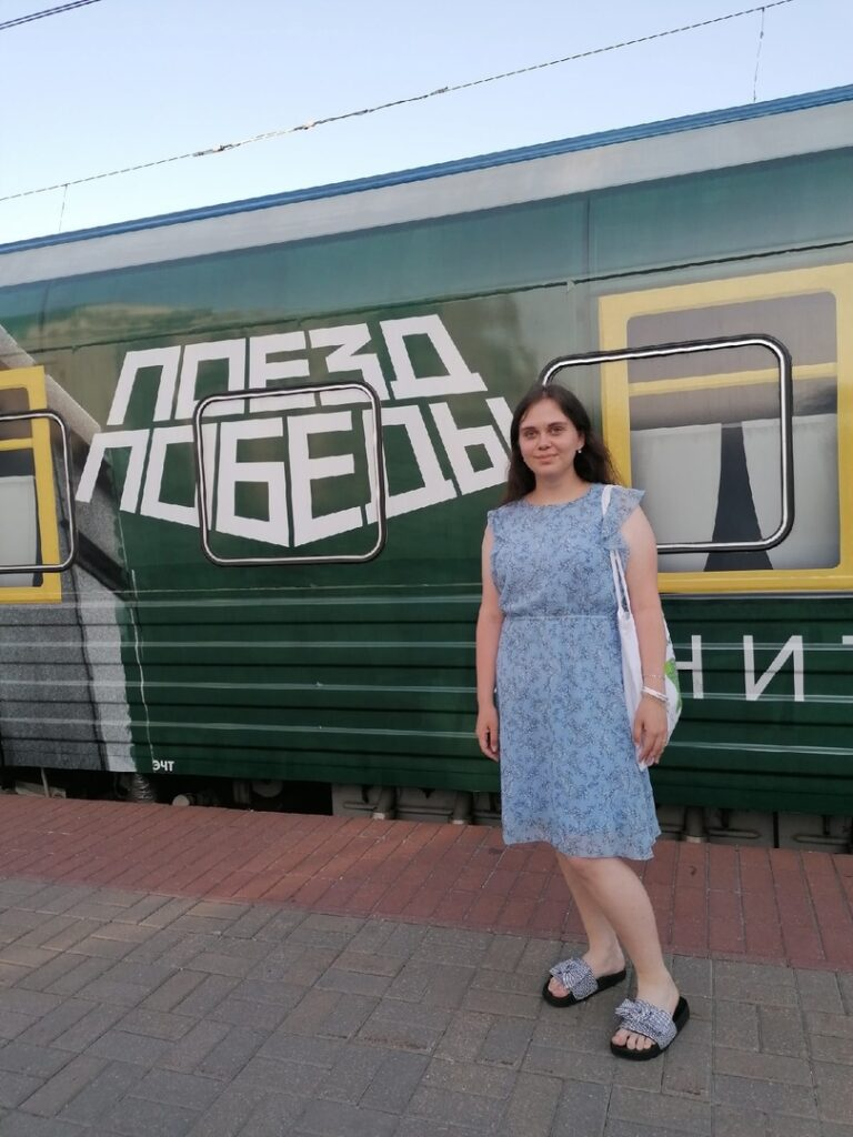 Кировский «Волонтер Победы» побывала в Бресте