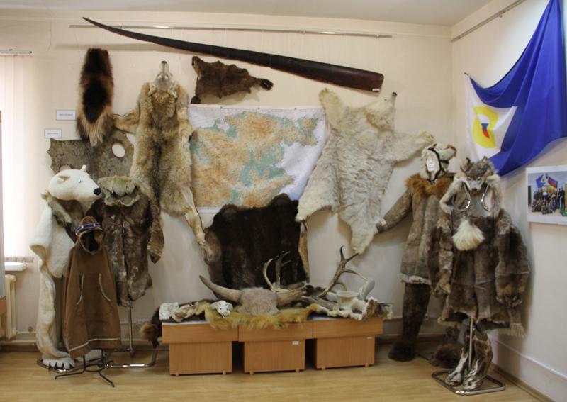 В Киров привезли ритуальные предметы чукотских шаманов