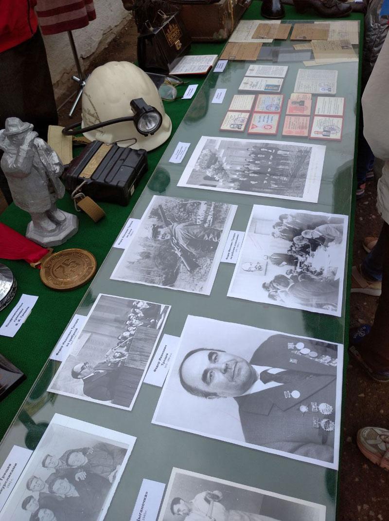 В Вятских Полянах открылась выставка оружия времен Великой Отечественной войны