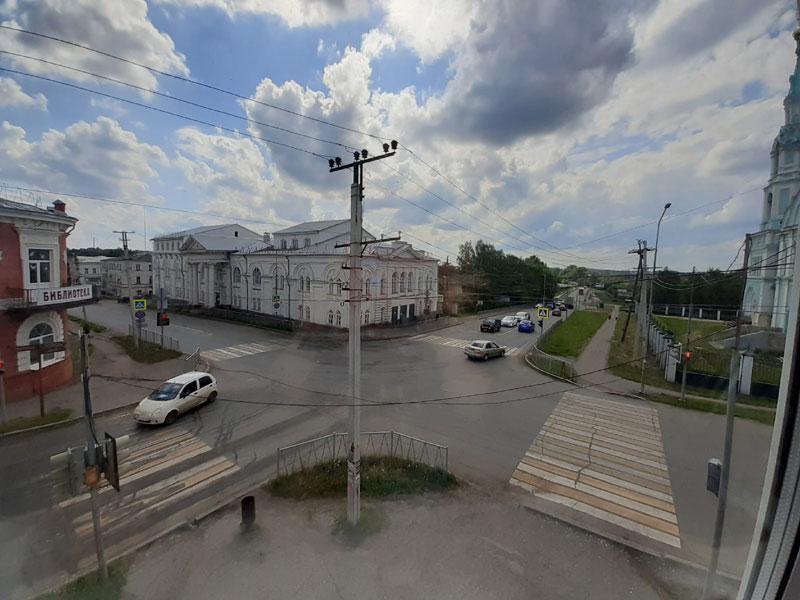 Жители Яранска придумали игру в карты с видами города