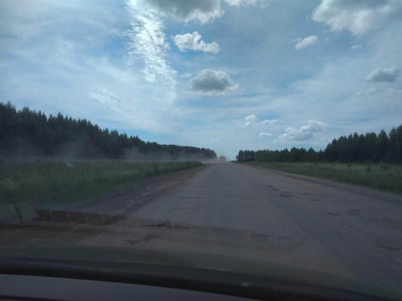 Какой дорогой ехать из Кирова до Казани