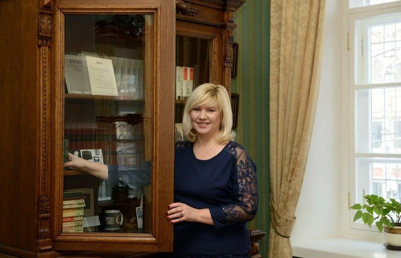 """Наталья Стрельникова: """"Герценка по-прежнему остается аптекой для души"""""""