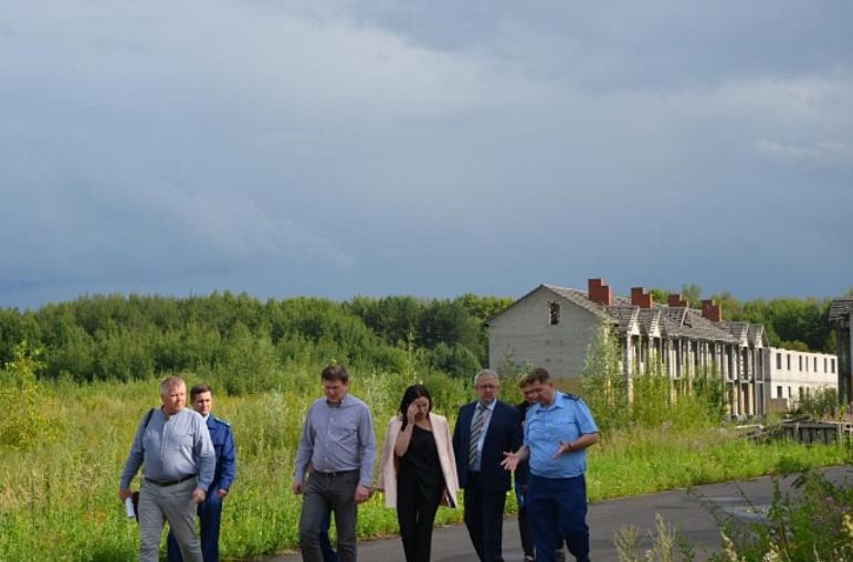 В Кировской области завершается строительство проблемных домов