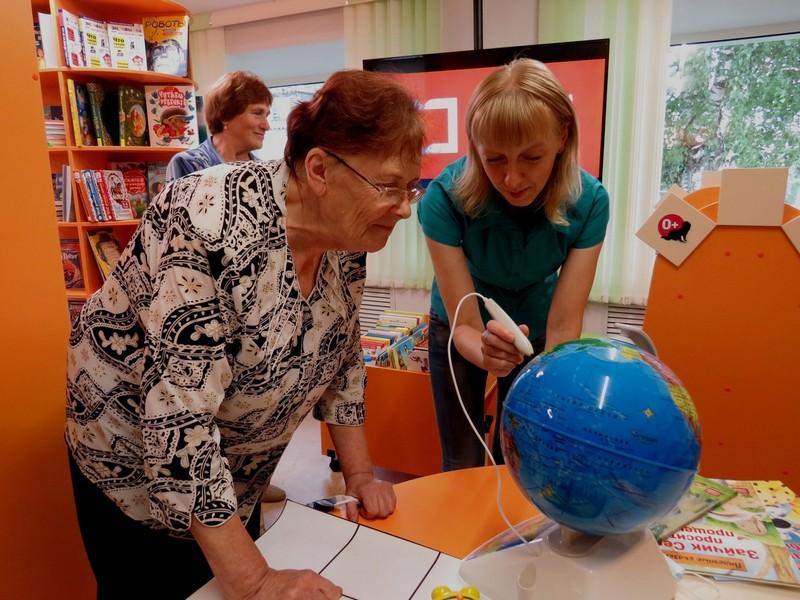 В Котельничском районе открыли модельную библиотеку