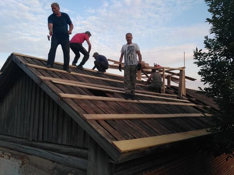 Жители Нолинского района планируют сделать из магазина часовню