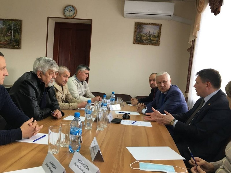 Александр Чурин: «Районам надо создавать историю успеха»