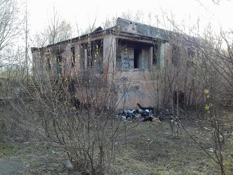 Территорию бывшего КВАТУ будут исследовать
