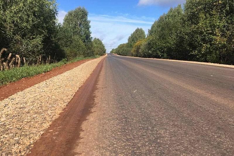 Дорога Радужный – Лубягино принята в эксплуатацию