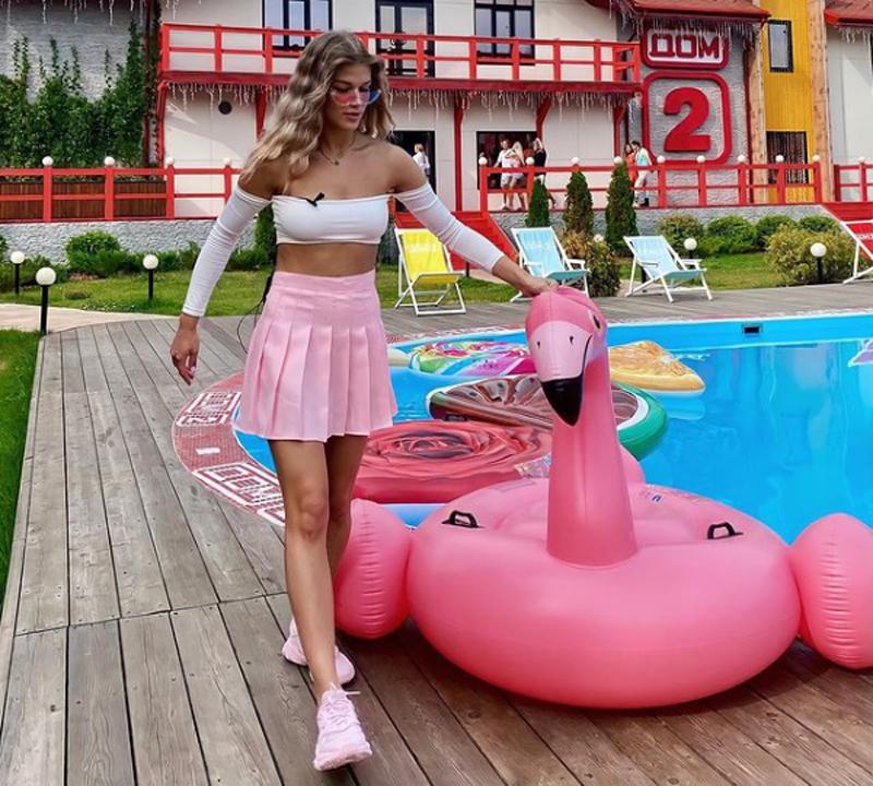 Уроженка Кировской области стала участницей шоу «Дом-2»