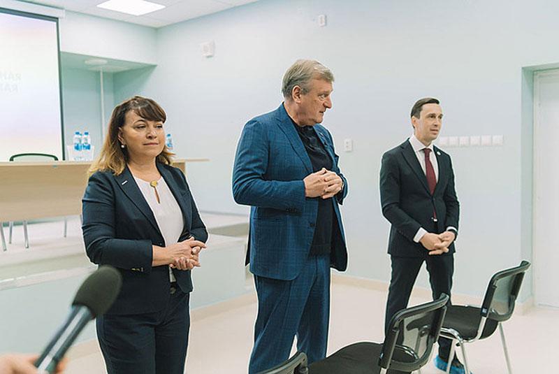 В Кирове завершилась реконструкция детской областной больницы