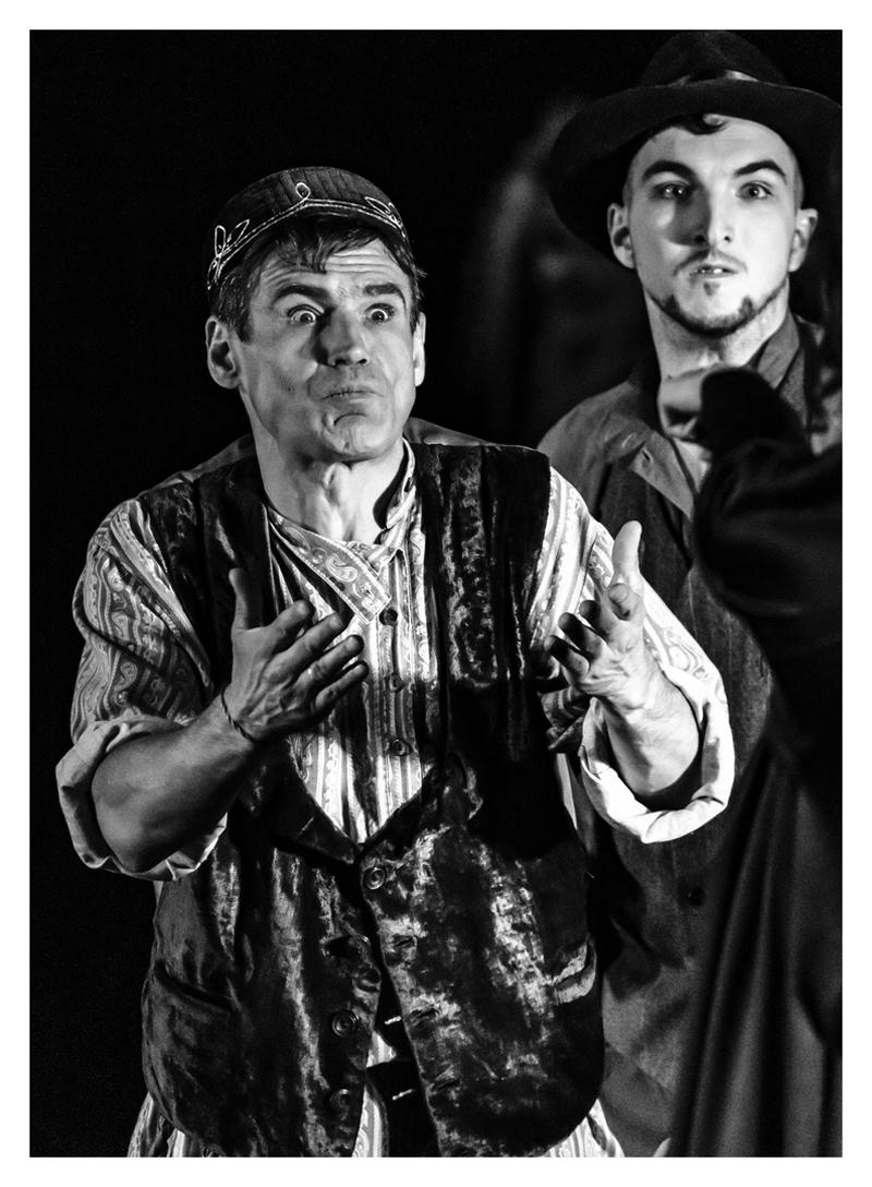 Кировский драмтеатр принял участие в фестивале старейших театров России