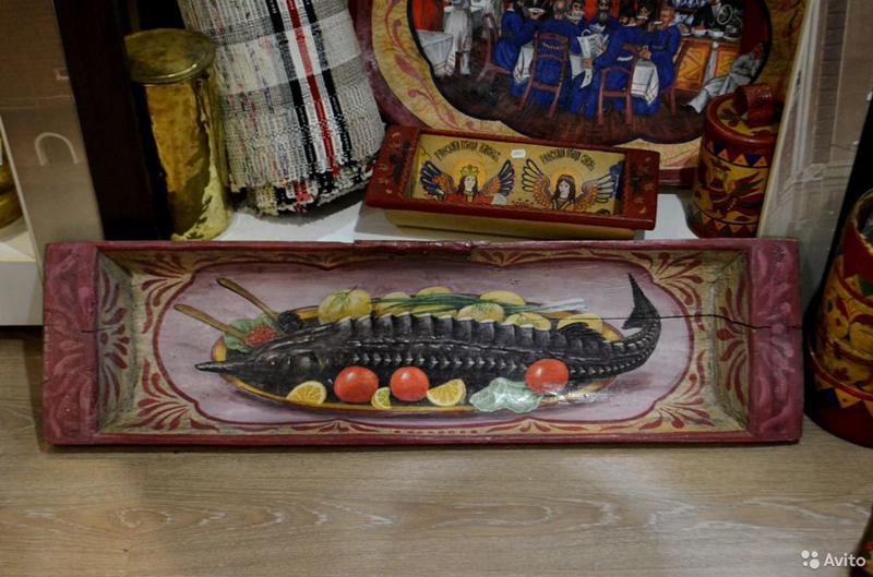 В Кирове продают старинное корыто за 12 тысяч рублей