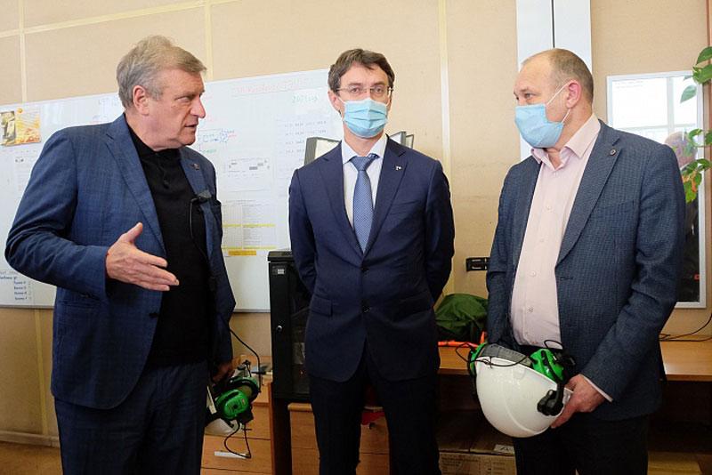 Игорь Васильев: ТЭЦ-5 готова к отопительному сезону